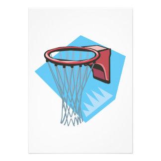 Borde del baloncesto