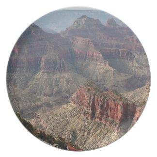 Borde del norte del Gran Cañón, Arizona, los Plato