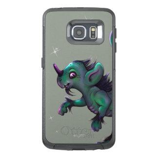 Borde EXTRANJERO de la galaxia S6 de GRUNCH Funda OtterBox Para Samsung Galaxy S6 Edge