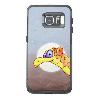 BORDE EXTRANJERO SS de la galaxia S6 de Samsung Funda OtterBox Para Samsung Galaxy S6 Edge