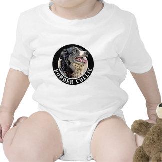 Border collie 002 camiseta