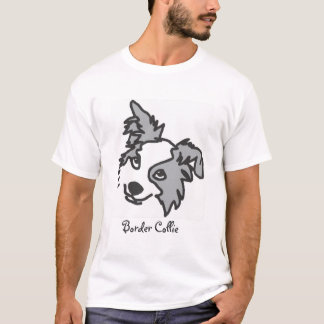 Border collie camiseta