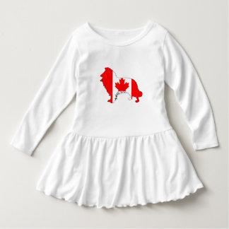 Border collie de Canadá Vestido
