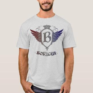 Boricua-Escudo Camiseta