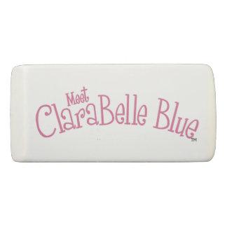 Borrador del azul de ClaraBelle