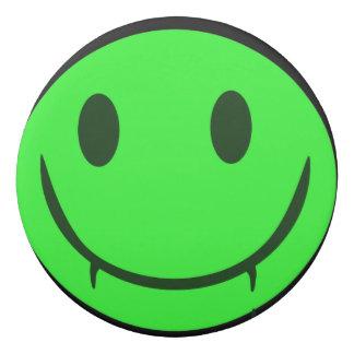Borrador espeluznante de Emoji de la sonrisa