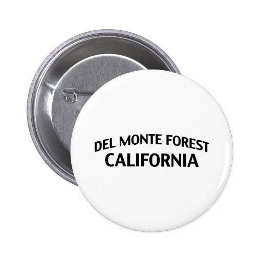 Bosque California de Del Monte Pin