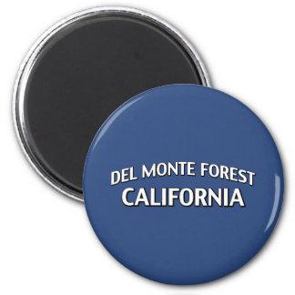 Bosque California de Del Monte Imán Redondo 5 Cm
