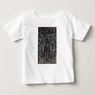 Bosque de la mariposa por Carretero L. Shepard Camiseta De Bebé