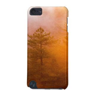 Bosque de oro de la correhuela funda para iPod touch 5G