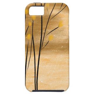 Bosque de oro iPhone 5 Case-Mate funda