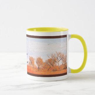 Bosque del Apache Mug