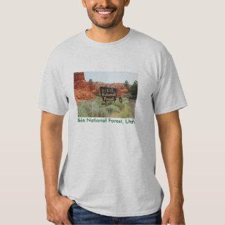 Bosque del Estado de Dixie Camisetas