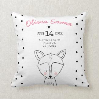 Bosque del Fox del arbolado de la almohada del