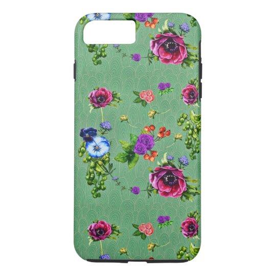 Bosque encantado floral funda iPhone 7 plus