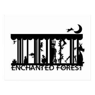 bosque postal
