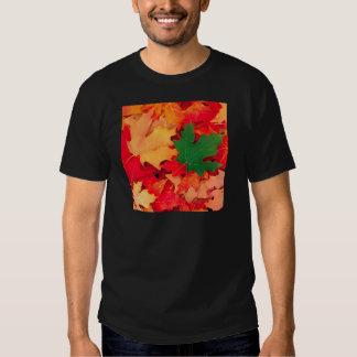 Bosque Utah de Dixie del otoño Camisetas