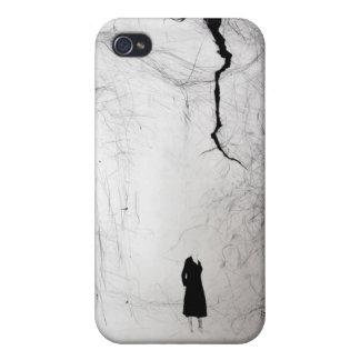 Bosquejo de Anastasia Romashko iPhone 4/4S Fundas