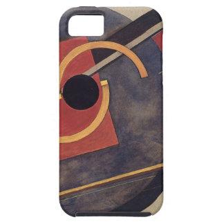 Bosquejo preliminar para un poster de El Lissitzky iPhone 5 Case-Mate Cárcasas