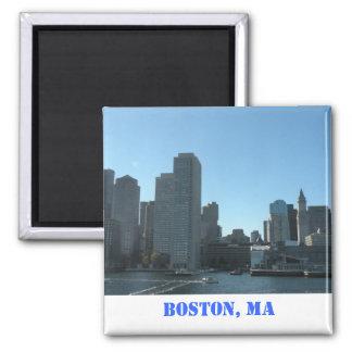 Boston, imán del mA