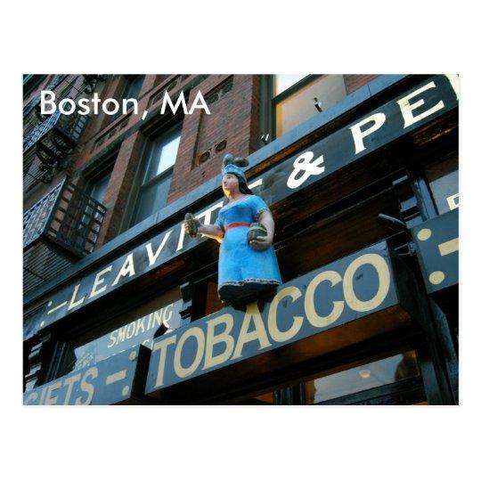 Boston, mA Postal