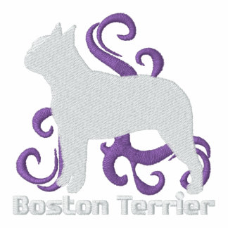 Boston tribal Terrier