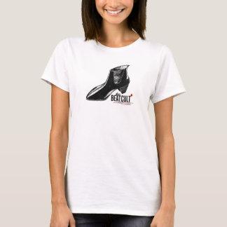 Bota de Beatle - camiseta del culto del golpe