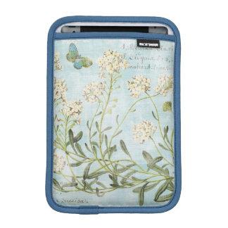 Botánico azul funda para iPad mini