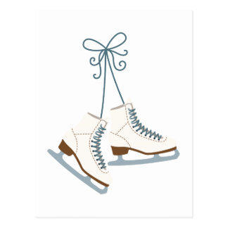 Botas patinadoras postal