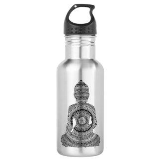 Botella De Agua Botella Buda GraphiZen