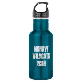 Botella de agua 2018 del Mohave