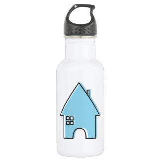 Botella de agua adaptable del agente inmobiliario
