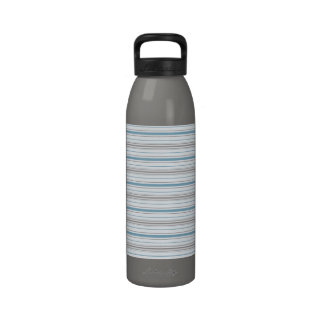 Botella de agua Amara del Cornflower de la raya