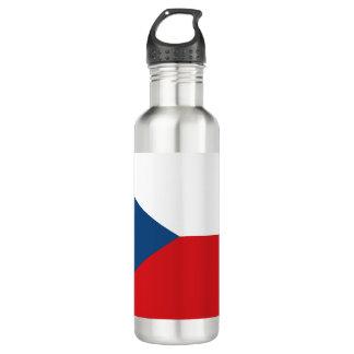 Botella De Agua Bandera checa