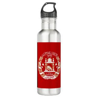 Botella De Agua Bandera de Afganistán