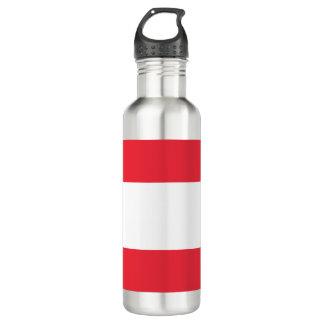 Botella De Agua Bandera de Austria