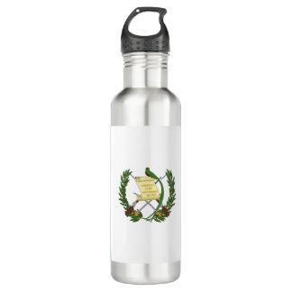 Botella De Agua Bandera de Guatemala