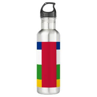 Botella De Agua Bandera de la República Centroafricana