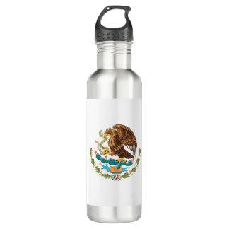Botella De Agua Bandera de México