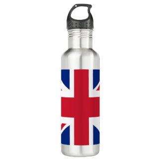 Botella De Agua Bandera de Reino Unido