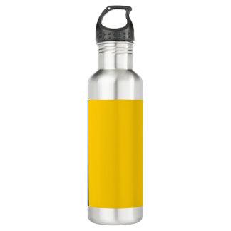 Botella De Agua Bandera de República eo Tchad
