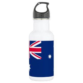 Botella De Agua Bandera nacional de Australia