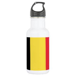 Botella De Agua Bandera nacional de Bélgica