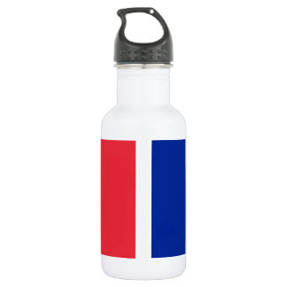 Botella De Agua Bandera nacional de Francia