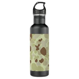 Botella De Agua Camuflaje del desierto de Auscam