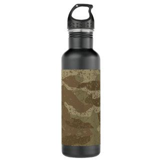 Botella De Agua Camuflaje del fango