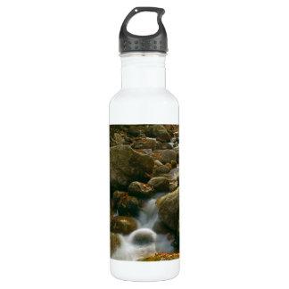 Botella De Agua Cascada del bosque