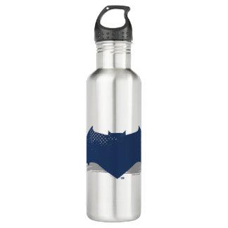 Botella De Agua Cepillo de la liga de justicia el   y símbolo de