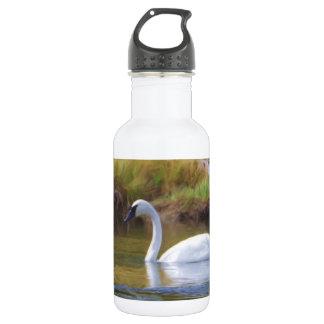 Botella De Agua Cisne de trompetista