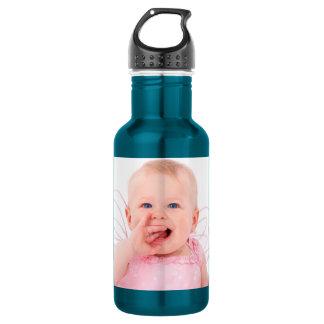 Botella De Agua Cree su propia foto